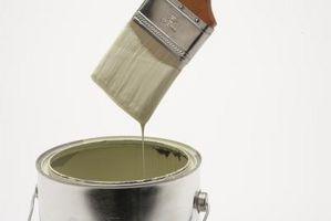 Sådan Paint nødlidende hvid
