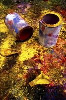 Hvad er Repurposed akryl Latex maling?