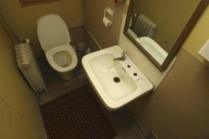 De bedste Designs til badeværelser