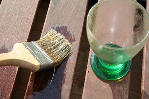 Hvordan til at gemme overskydende maling lak
