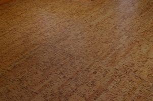 Sådan installeres laminat gulve på ujævne overflader