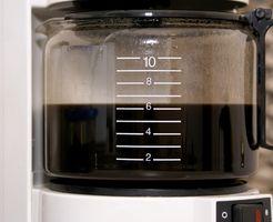 Sådan Fix en kogeplade skræl på kaffemaskine