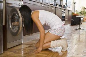 Hvad gør man hvis en tørretumbler ikke tørring hurtigt nok