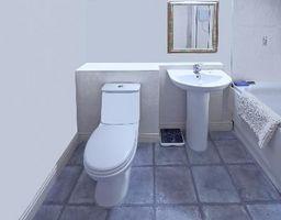 Hvad slags Sealer er bedst for badeværelse gulv fliser & injektionsmørtel?