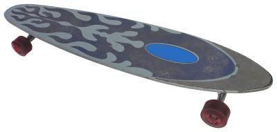 Sådan Mount Skateboard dæk på en væg som illustrationer