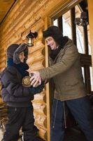 DIY Remodel af en dobbelt bred i en hytte