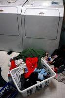 Kælderen vaskeri værelse udsmykning idéer