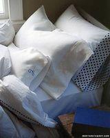 Sådan opdaterer sengelinned