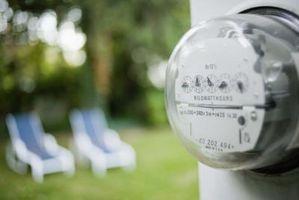 Energiforbrug af Kenmore oprejst frysere