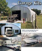 Stål Garage Kits