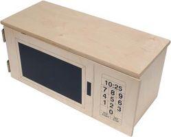 Hvordan man laver en køkken kabinet i en mikrobølgeovn vogn