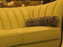 Hvad er forskellen mellem en moderne & Contemporary Sofa?