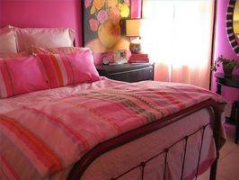 Soveværelse temaer for teenagere