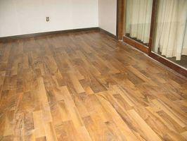 DIY: Lamineret gulv