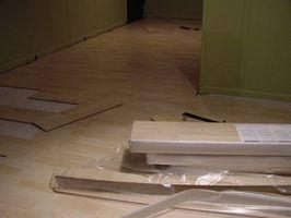Sådan installeres Pergo gulve Over beton