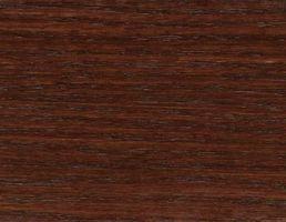 Hvad var finish til mahogni i 1700-tallet?