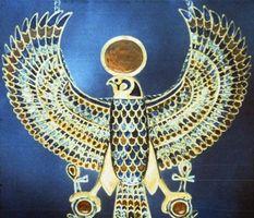 Egyptiske værelse ideer