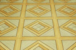 Hvordan man kan lægge ud & skære VCT gulv fliser