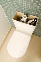 Hvilke årsager Toilet Tank dryp?