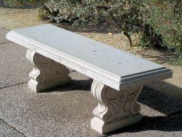 Hvordan man opbygger konkrete værftet møbler