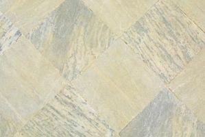 Sådan installeres marmor flise uden fuger