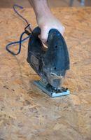 DIY bærbare Sabre så tabel