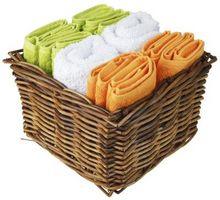 Hvordan man kan dekorere et badeværelse for Show med vaskeklude & håndklæder