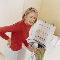 Hvordan du udskifter montering stilken på Top Loader vaskemaskine