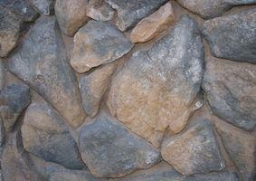 Hvordan man opbygger finer stenmure