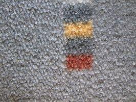 Hvilken maling farve går med gråt tæppe?