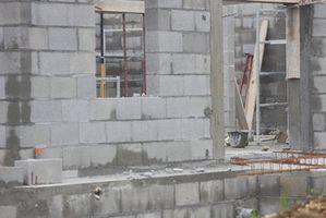 Hvordan at forsegle et betonfundament