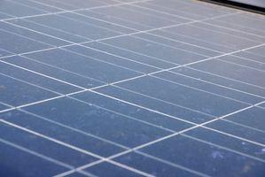 Hvordan man opbygger solpaneler og vindmøller til elektriske Generation
