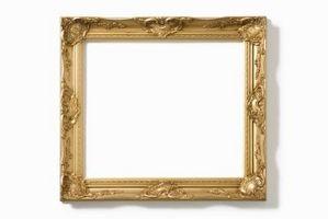 Hvordan man kan beskytte et billede fra fugt mens hængende i badeværelset