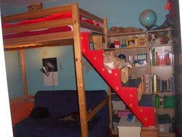 Udsmykning værelser til børn