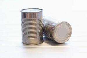 Fødevarer til overlevelse i en nødsituation