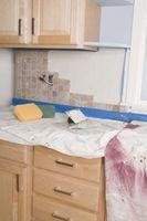 Hvordan til at rense op efter Installation af keramiske fliser