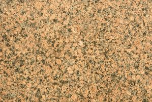 DIY granit bordplade