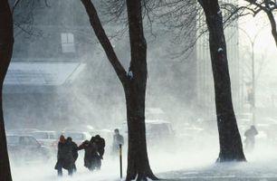 Sådan varme dit hjem under frost temperaturer