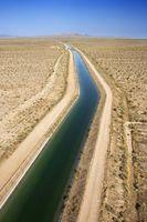Sådan bestemme størrelsen af kunstvanding grøfter