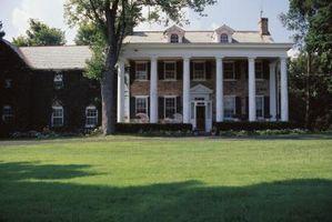 Fordele & ulemper ved en kolonial-stil hjem