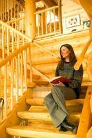 Hvordan man opbygger rustikke trapper
