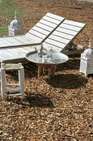 Hvordan man laver udendørs møbler med PVC rør