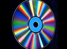 Hvordan at rengøre en disk