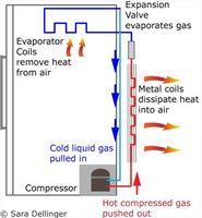 Hvordan virker et køleskab kompressor?