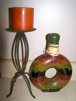 Hvordan man kan dekorere et køkken med rustikt tilbehør