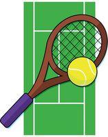 Hvordan man opbygger en græs tennisbane