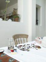Hvordan man kan dekorere en Teenage pige soveværelse ud af Normal husholdningsartikler