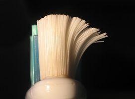 Hvordan at reparere en Braun Oral-B