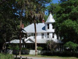 Stilarter af victorianske hjem