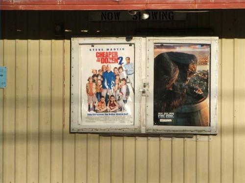 Hvordan man bruger filmplakater, når udsmykning